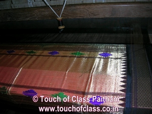 Paithani Weaving